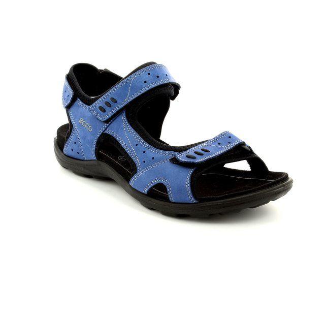 ECCO Kana 834103-02026 Blue sandals