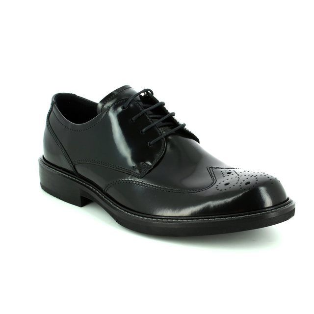 ECCO Brogues - Black - KENTON 512014/11001