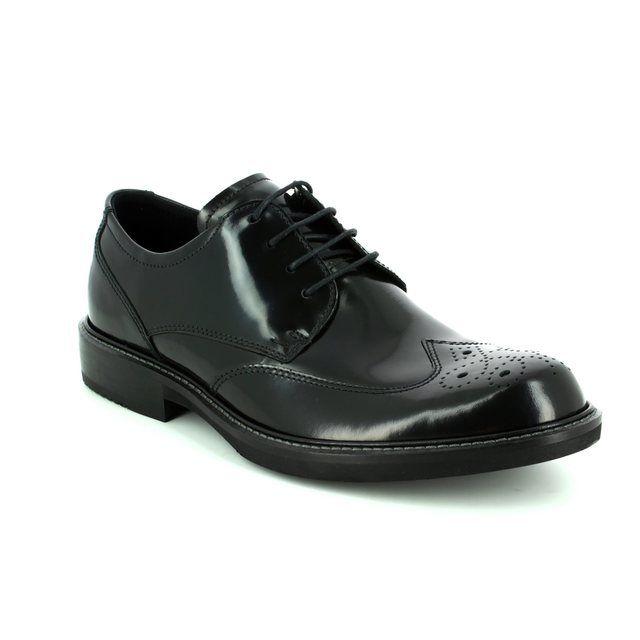 ECCO Brogues - Black - 512014/11001 KENTON