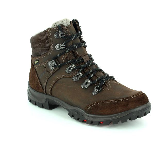 ECCO L Xped Gore 811183-02072 Brown walking boots