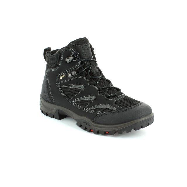 ECCO L Xpedmid Gore 811163-53859 Black multi walking boots