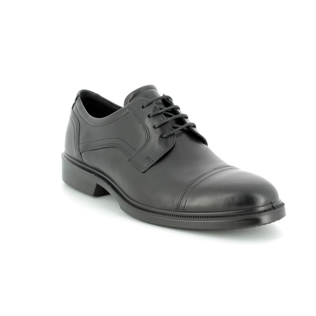 ECCO Lisbon 622114-01001 Black formal shoes