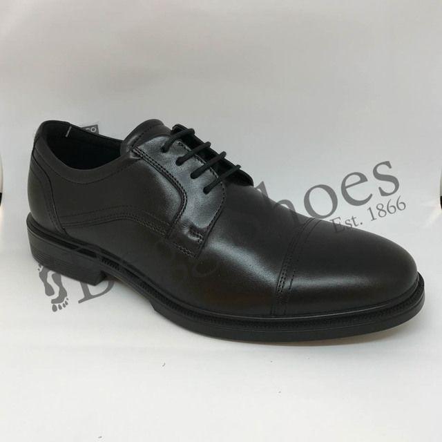 ECCO Formal Shoes - Black - 622114/01001 LISBON