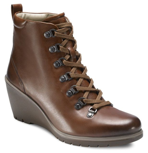 ECCO Malmo 232533-1014 Brown ankle boots