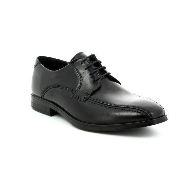 ECCO Formal Shoes - Black - 621604/01001 MELBOURNE