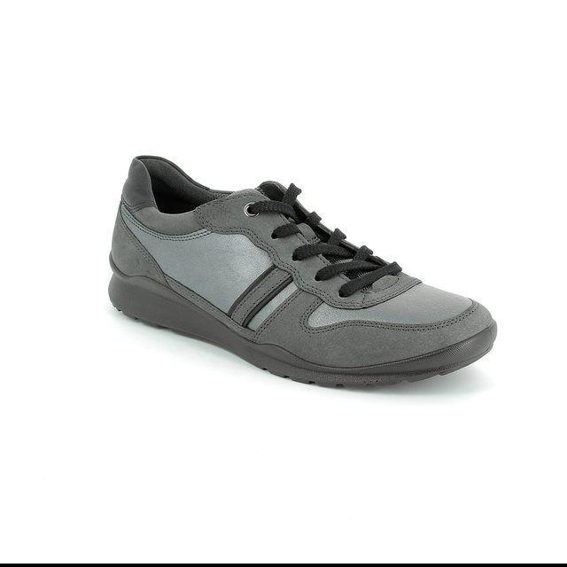 ECCO Mobile 52 215023-59268 Grey muti lacing shoes