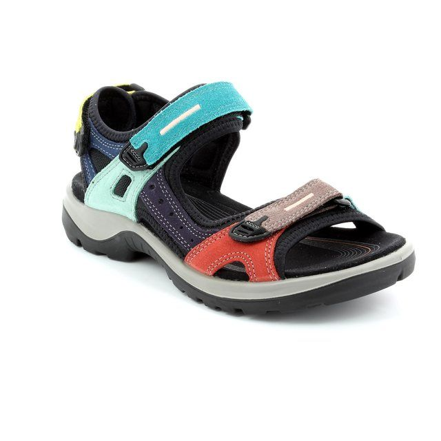 ECCO Offroad 10 Col 822073-55749 Multi coloured sandals