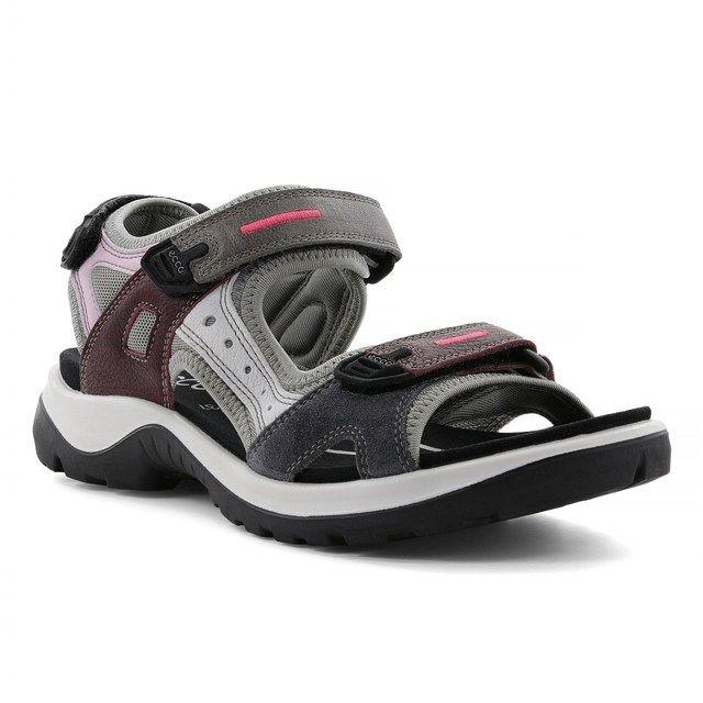 ECCO Offroad Lady 2 822083-51826 Wine Walking Sandals