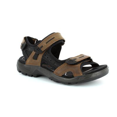ECCO Offroad Yucata 069564-52340 Brown multi sandals