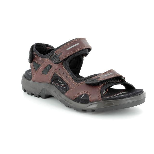 ECCO Sandals - Brown - 822094/01280 OFFROAD YUCATA