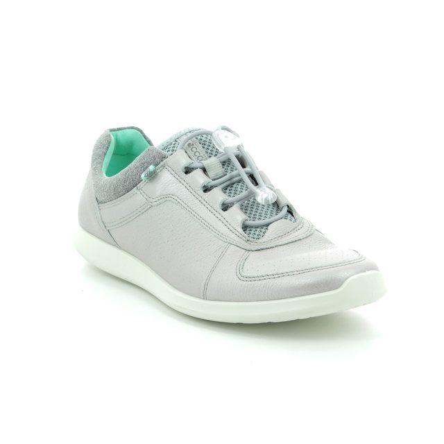 ECCO Trainers - Silver - 284113/01708 SENSE