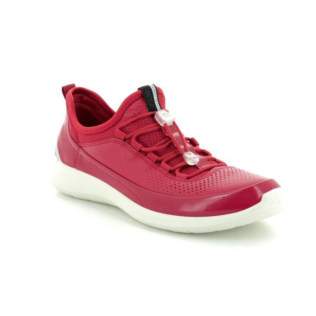 ECCO Trainers - Red - 283013/50900 SOFT 5