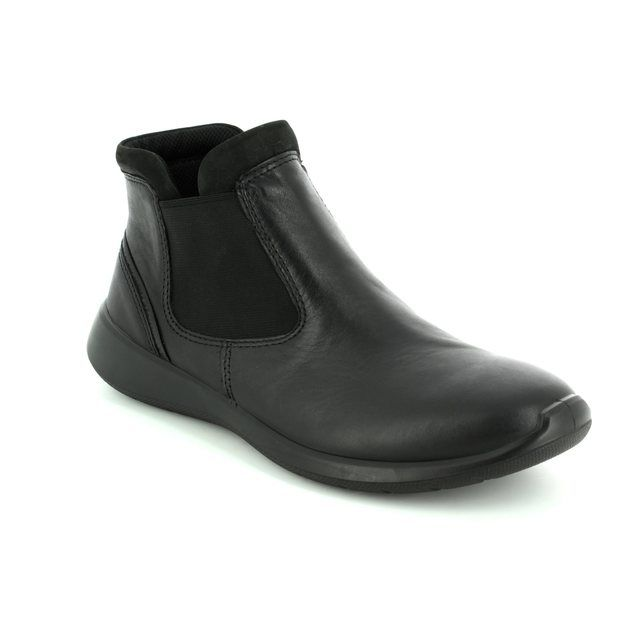 ECCO Ankle Boots - Black - 283103/53859 SOFT 5