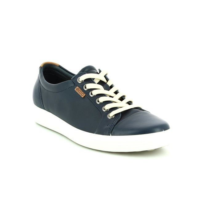 ECCO Trainers - Navy - 430003/01038 SOFT 7