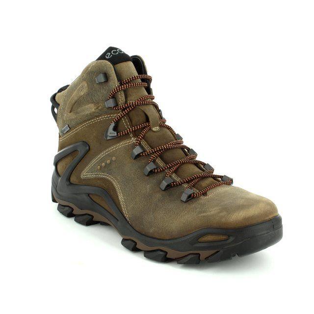ECCO Boots - Brown waxy - 826504/58923 TERRA EVO GORE-TEX