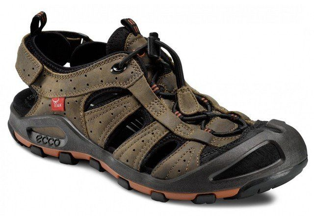 ECCO Terrasan Vg 821014-50597 Brown sandals