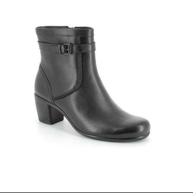 ECCO Ankle Boots - Black - 263153/01001 TOUCHZIP 55