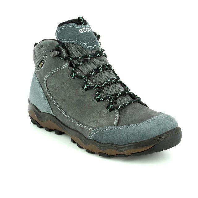 ECCO Walking Boots - Grey - 823173/52664 ULTERRA GORE-TEX