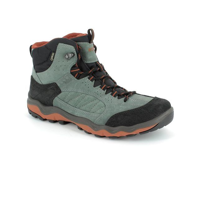 ECCO Ulterra Mid Go 823114-58727 Black multi boots