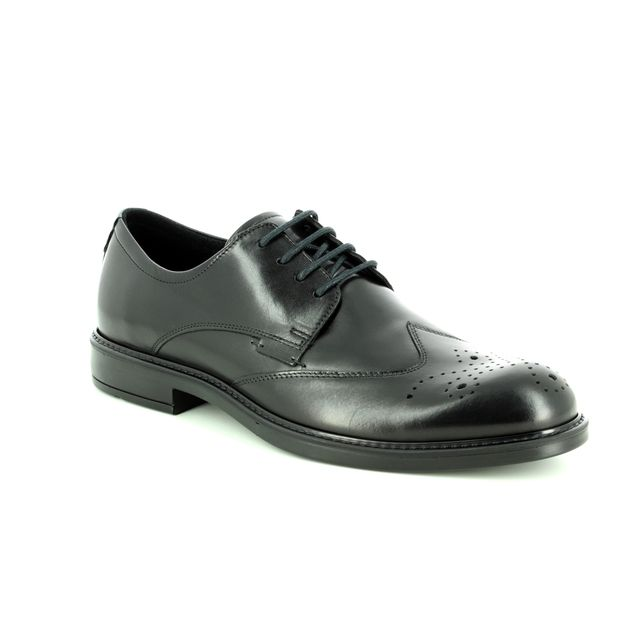 ECCO Brogues - Black leather - 640524/01001 VITRUS III