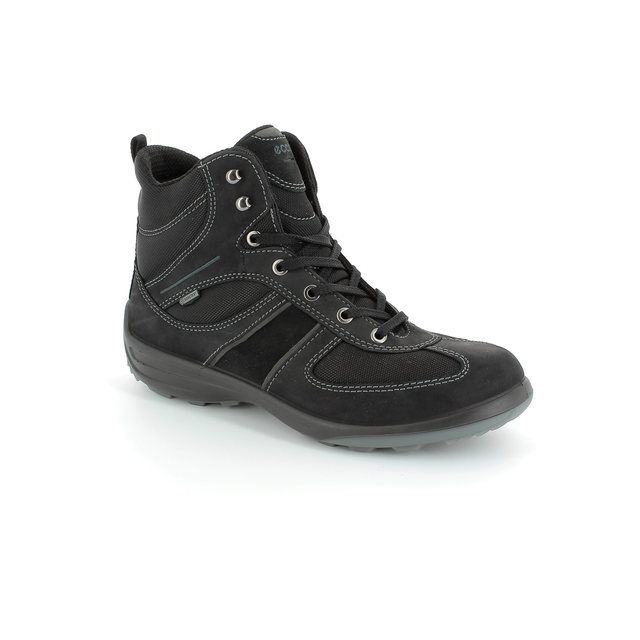ECCO Voyage Gore 044613-58012 Black walking boots