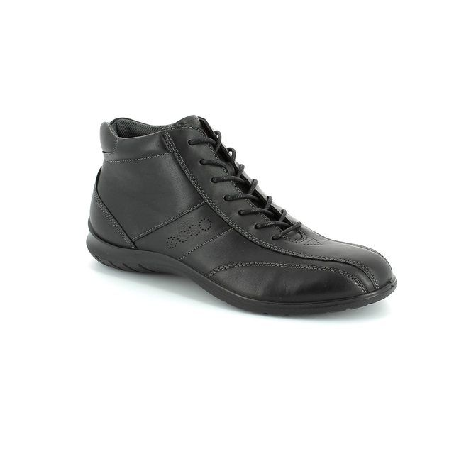 ECCO Ankle Boots - Black - 211583/01001 WAFT HI