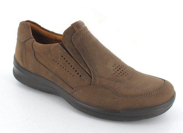 ECCO Formal Shoes - Brown - 521094/57704 WILDER REMOTE