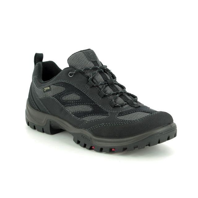 ECCO Walking Shoes - Black - 811263/51526 XPED 3 L GTX