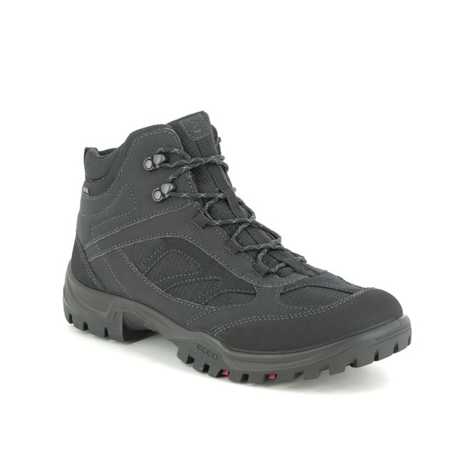 ECCO Boots - Black - 811274/51052 XPED 3 MID GORE