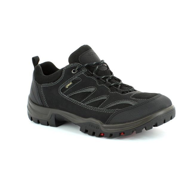 ECCO Xped Gore 811154-53859 Black multi casual shoes