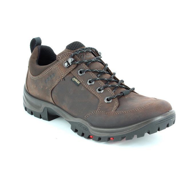 ECCO Xpedition III Men 811254-02178 Brown casual shoes