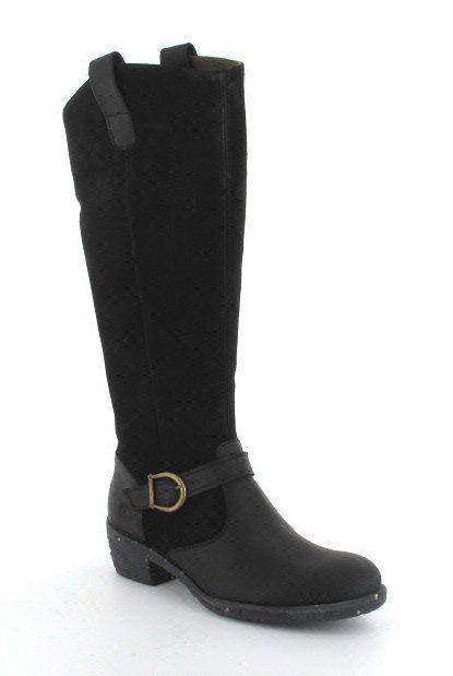 El Naturalista Knee-high Boots - Black - NC52 /30 BERNATURA HI