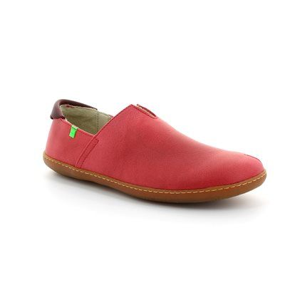 El Naturalista El Viajero N27 00275-80 Red lacing shoes