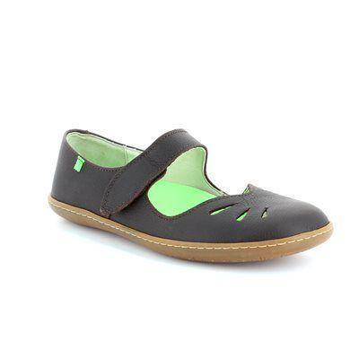 El Naturalista Comfort Shoes - Brown - N249 /20 EL VIAJEROBAR