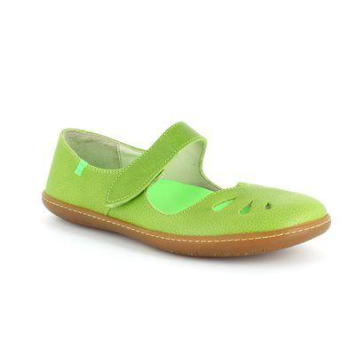 El Naturalista Comfort Shoes - Green - N249 /80 EL VIAJEROBAR