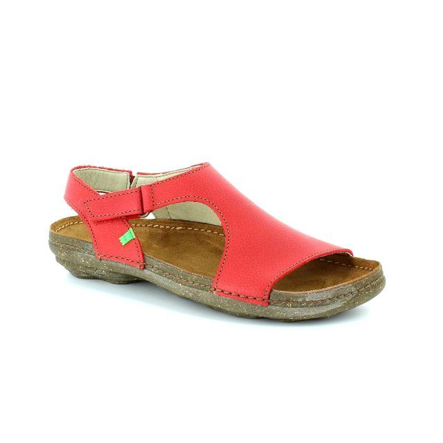 El Naturalista Torcalsan N309 N309G-80 Red sandals