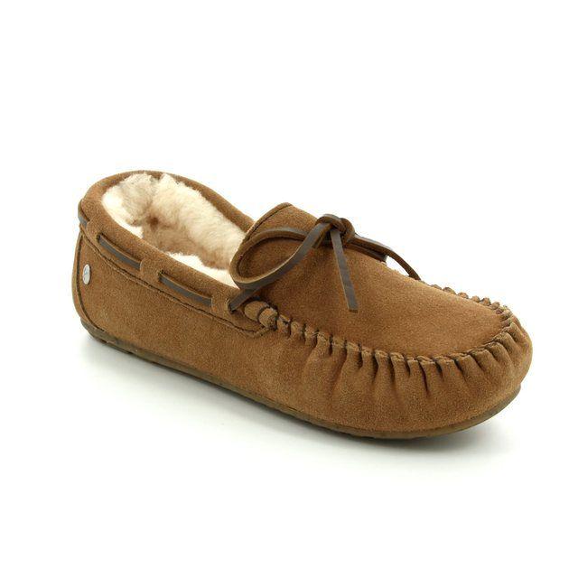 EMU Australia Slippers - Chestnut Brown - W10555/20 AMITY