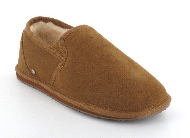 EMU Australia Boyd M10921-10 Chestnut Brown slippers