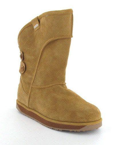 EMU Australia Charlotte W10843-10 Chestnut Brown ankle