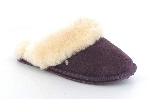 EMU Australia Jolie W10015-90 Purple slipper mules