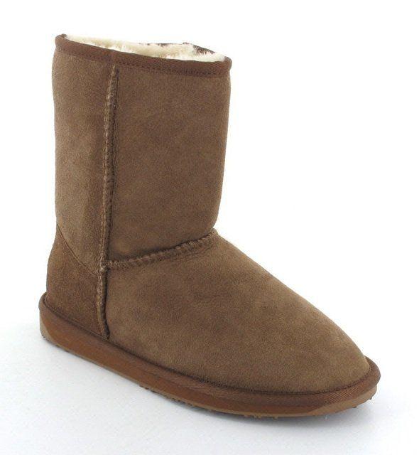 EMU Australia Stinger Lo W10002-10 Tan ankle boots