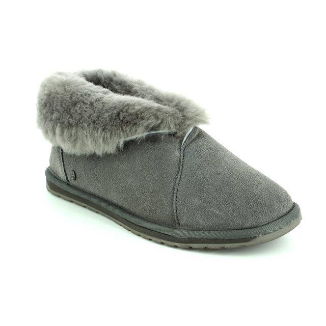 EMU Australia Talinga W10106-00 Charcoal slippers