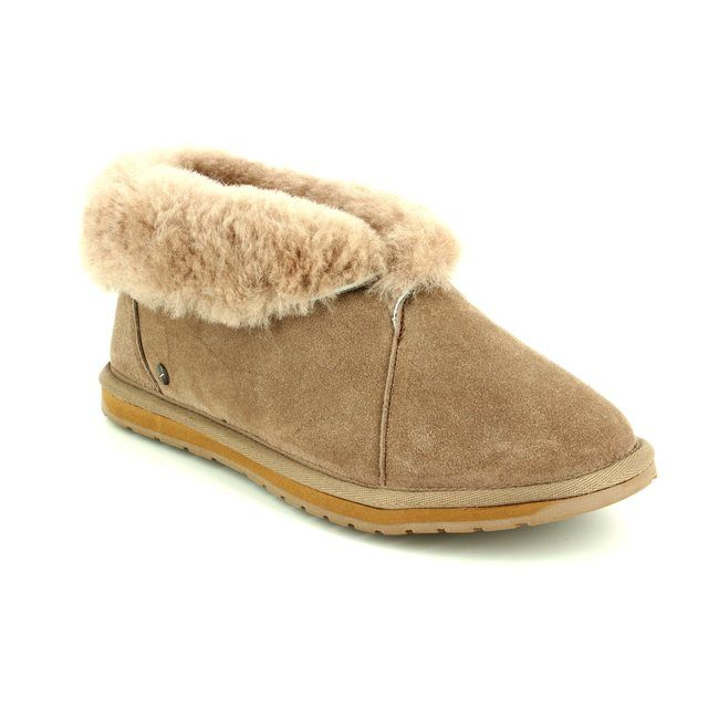 EMU Australia Slippers - Mushroom - W10106/10 TALINGA