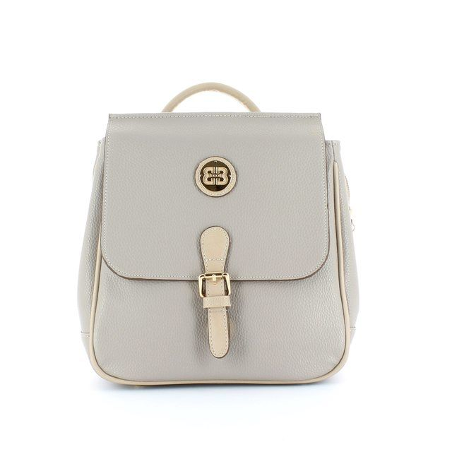 Exclusive to Begg Shoes Anabella 1105-05 Light taupe handbag