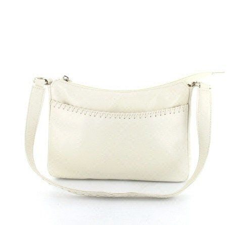 Exclusive to Begg Shoes As 257 0257-50 Bone handbag
