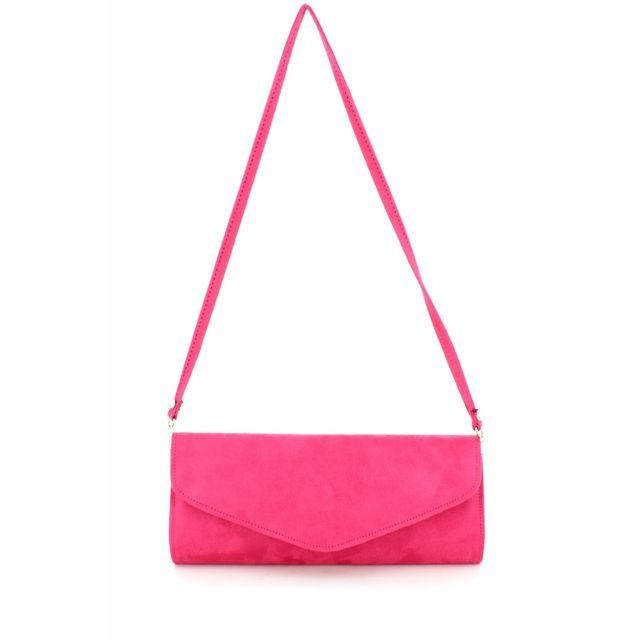 Exclusive to Begg Shoes Matching Handbag - Fuchsia - 1919/80 BLOSSOM