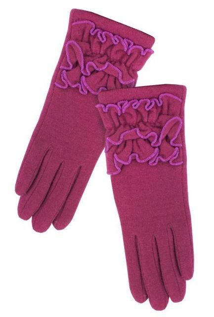 Exclusive to Begg Shoes Dana   Glove 1235-60 Fuchsia ba