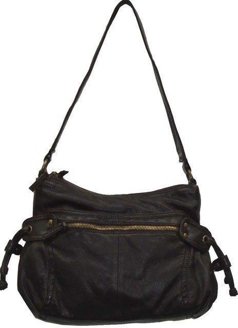 Exclusive to Begg Shoes Ghn 54060 5406-03 Black handbag