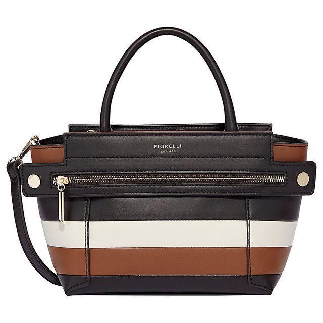 Fiorelli Abbey FH8713-30 Black multi handbag