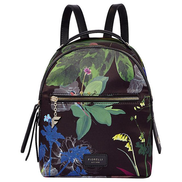 Fiorelli Anouk FH8717-30 Black multi handbag